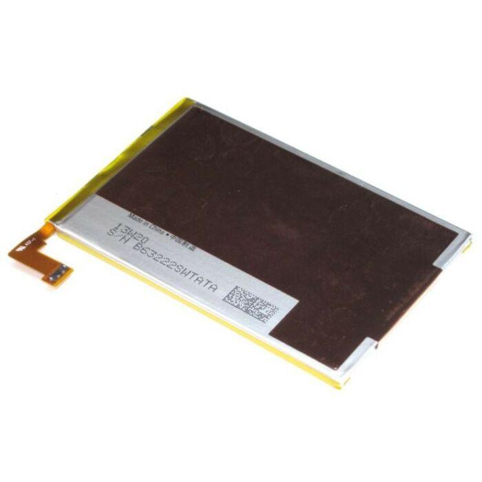 Sony Xperia SP (C5303), gyári típusú akkumulátor, 2300 mAh (1272-2989)