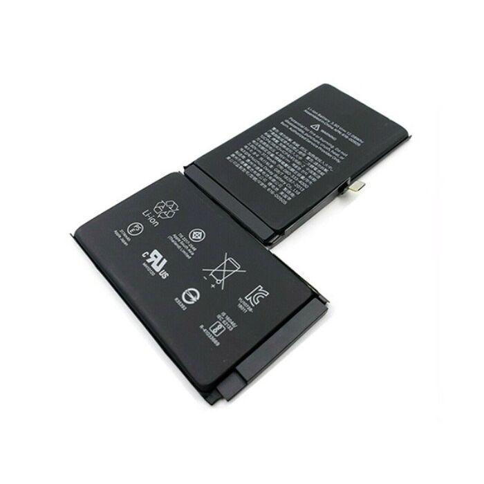 Gyári típusú akkumulátor Apple iPhone Xs Max (6.5) típusú készülékhez, kétoldali ragasztóval, 3174 mAh (616-00505)