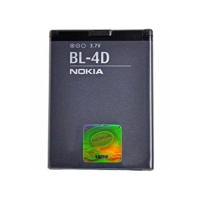Gyári típusú akkumulátor Nokia N97 mini, N8, E5, E7-00 típusú készülékhez, 1200 mAh (BL-4D)