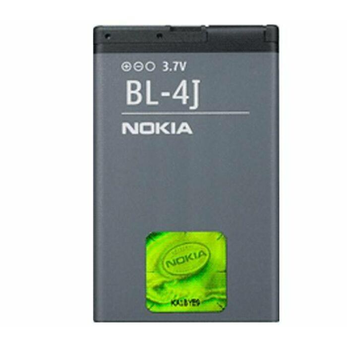 Nokia C6-00, C6, gyári típusú akkumulátor, 1200 mAh (BL-4J)