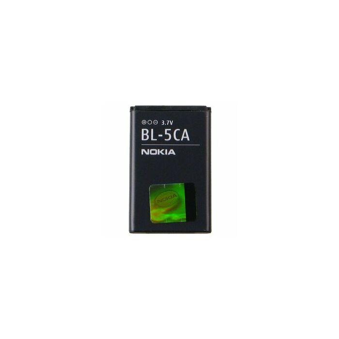 Gyári típusú akkumulátor Nokia 100, 1208, 203, 2330, 3110, 5130, C2-01, N71, X2-02, gyári akkumulátor, 700 mAh (BL-5CA)