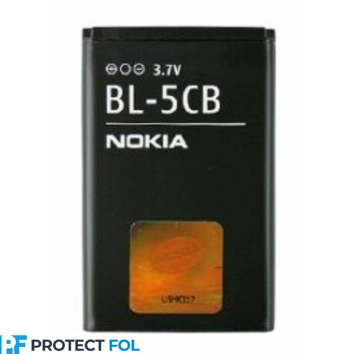 Nokia 100, 1208, 203, 2330, 3110, gyári típusú akkumulátor, 700 mAh (BL-5CB)