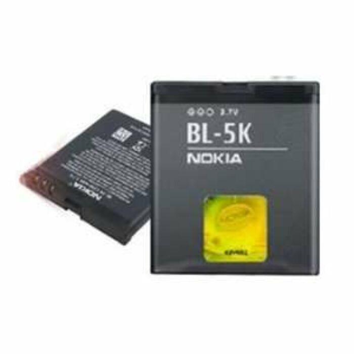Gyári típusú akkumulátor Nokia N85, N86 típusú készülékhez, 1200 mAh (BL-5K)
