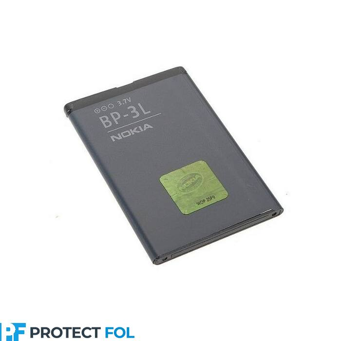 Nokia Lumia 510, 610, 710, Asha 303, 603, gyári típusú akkumulátor, 1300 mAh (BP-3L)