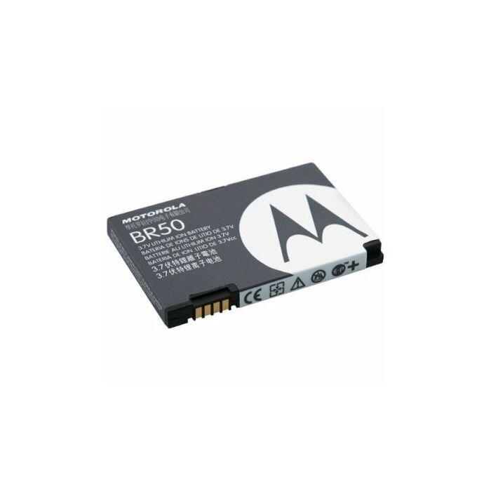 Gyári típusú akkumulátor Motorola PEBL U6, RAZR V3 típusú készülékhez, 710 mAh (BR50)