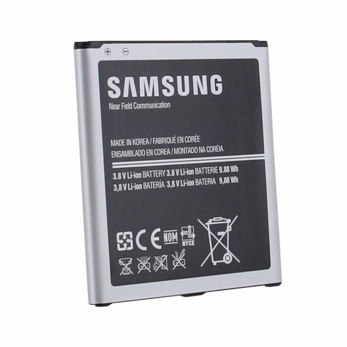 Samsung Galaxy S4 (i9500, i9505), gyári típusú akkumulátor, 2600 mAh (B600BE, B600BU)