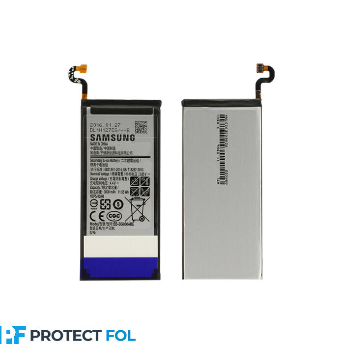 Samsung Galaxy S7 (G930), gyári típusú akkumulátor, 3000 mAh (BG930ABE)