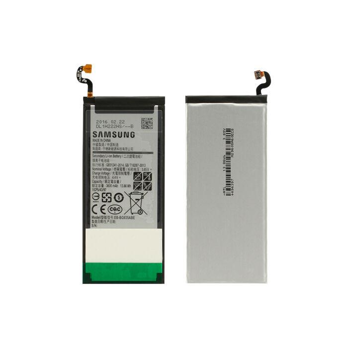 Gyári típusú akkumulátor Samsung Galaxy S7 Edge (G935) típusú készülékhez, 3600 mAh (BG935ABE)