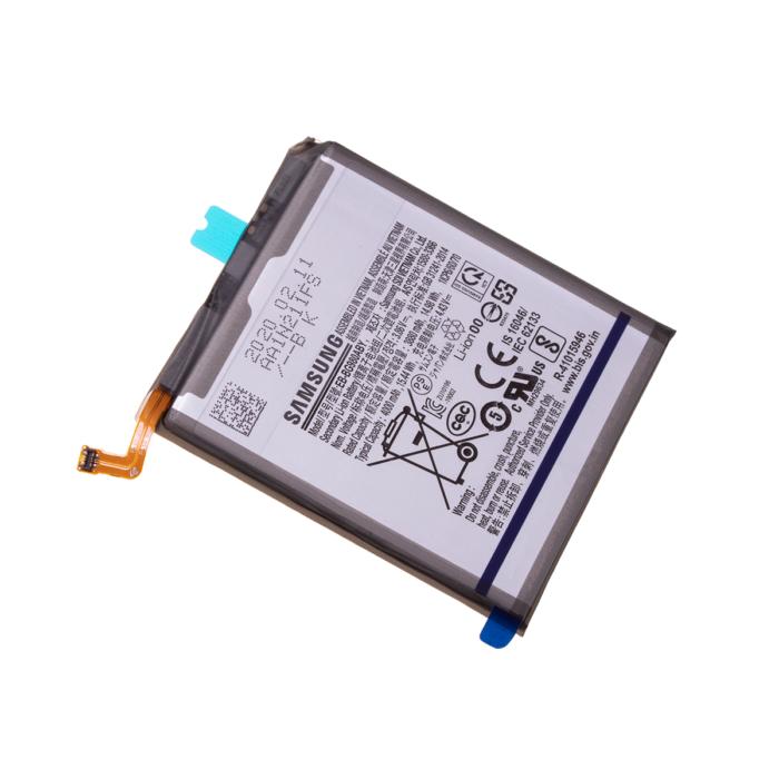 Samsung Galaxy S20, S20 5G (G980, G981) gyári, eredeti akkumulátor, 4370 mAh (EB-BG980ABY)