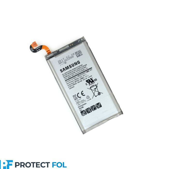Samsung Galaxy S8 Plus (G955), gyári típusú akkumulátor, 3500 mAh (BG955ABE)