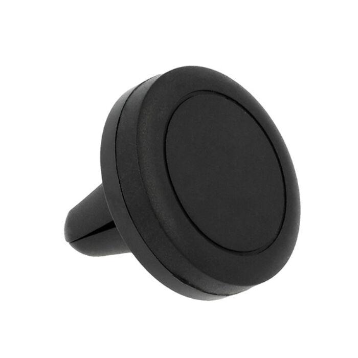 Mágneses autós tartó szellőző rácsba (Typ 01), fekete