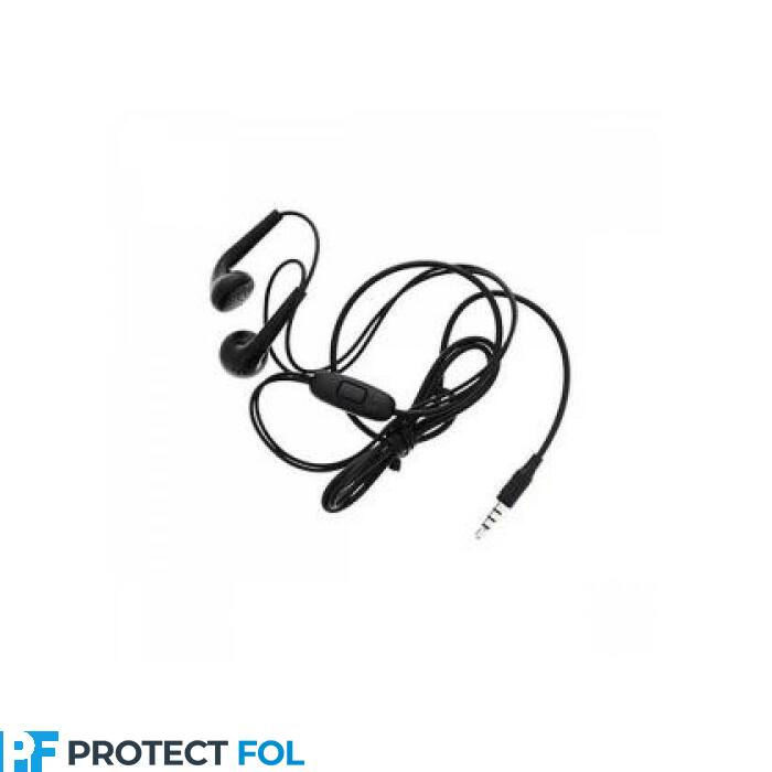 LG gyári típusú vezetékes sztereó headset EAB62808213 (3,5mm jack), fekete