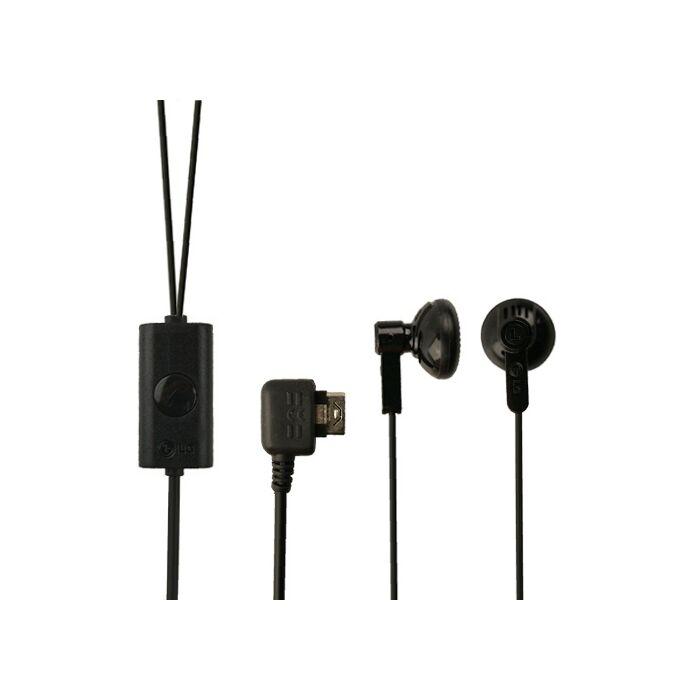 LG KE970, KG800, KP500, gyári vezetékes sztereó headset SGEY0007301, fekete