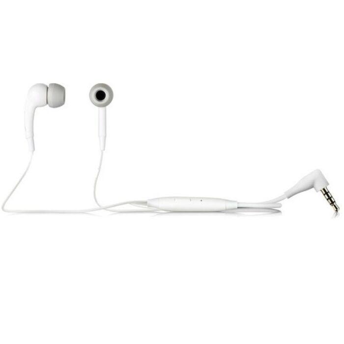 Sony gyári típusú vezetékes sztereó headset MH-650C (3,5mm jack), fehér