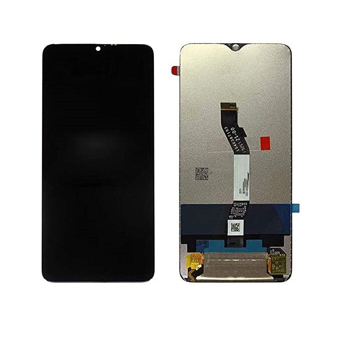 Xiaomi Redmi Note 8 Pro, gyári típusú LCD kijelző érintőpanellel, fekete