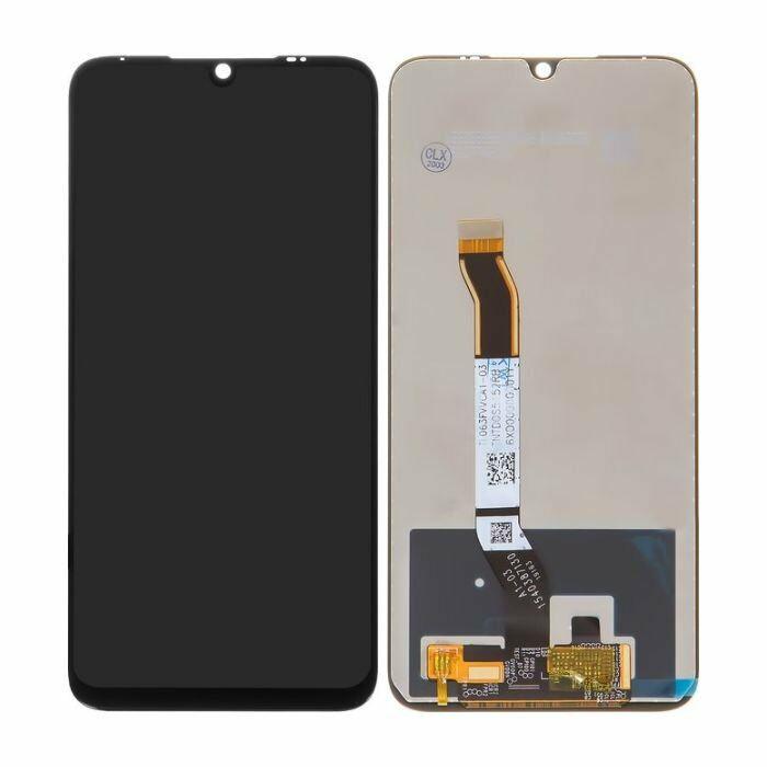 Xiaomi Redmi Note 8T, gyári típusú LCD kijelző érintőpanellel, fekete