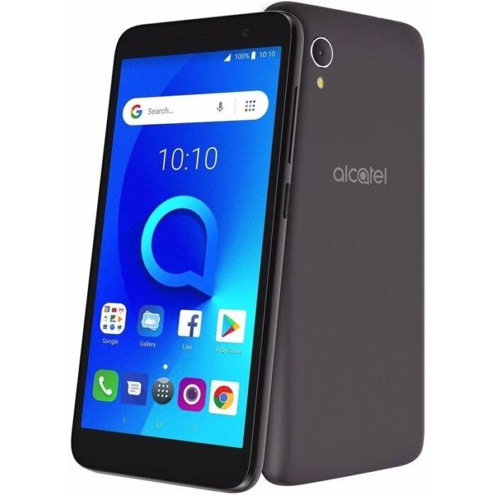 Alcatel 1 (5033D) DualSim kártyafüggetlen okostelefon, fekete