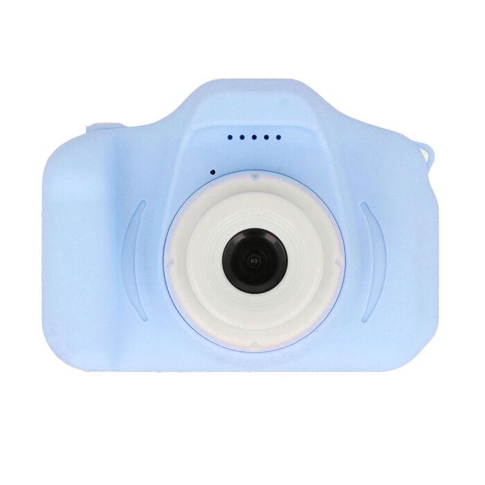 Digitális mini fényképező gyerekeknek 720p, kék