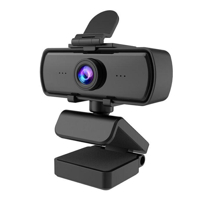 Webkamera mikrofonnal, 2K Quad HD, USB vezetékes, 1440p (B8-C06)