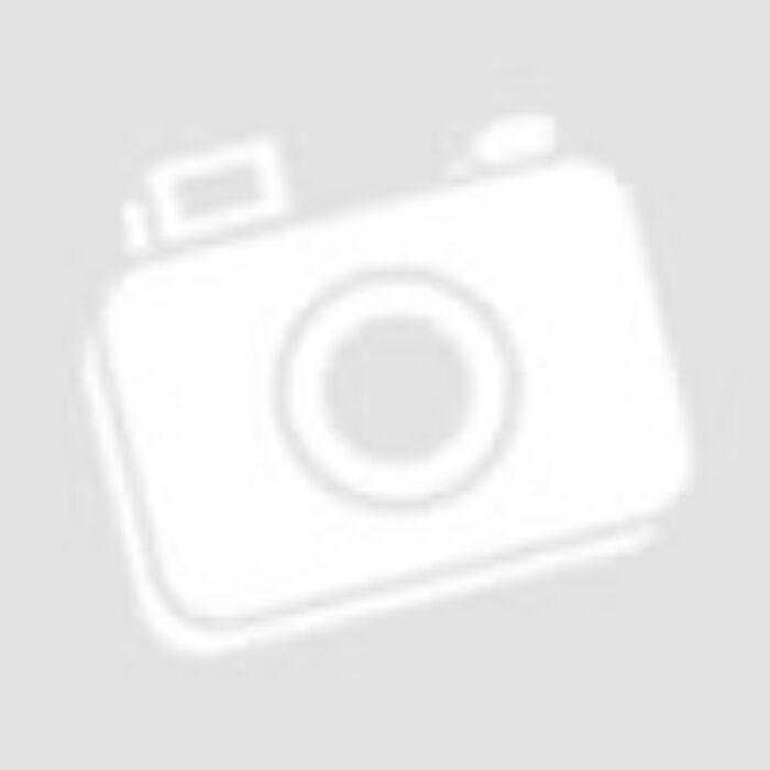 Micro USB kábel, világítós véggel, szövet bevonattal 1M, fekete