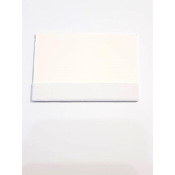 Simító kártya filc réteggel, üvegfólia és kijelző fólia felrakáshoz